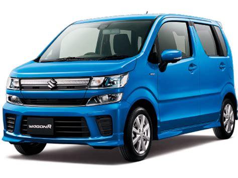 New Suzuki Wagon R Next Suzuki Wagonr And Stingray Revealed In Japan