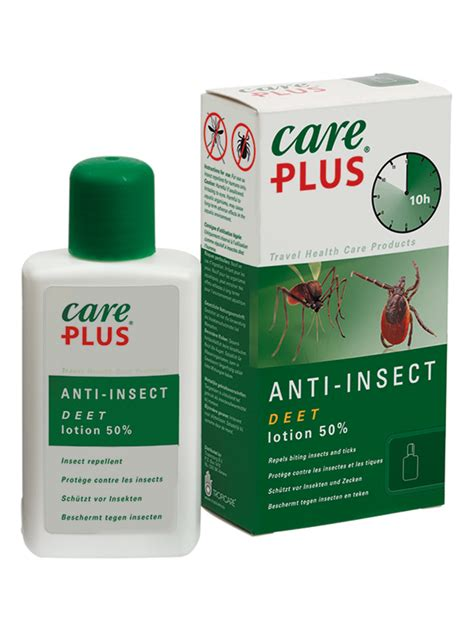 Care Plus Home Care by Anti Insect Deet Lotion 50 50ml