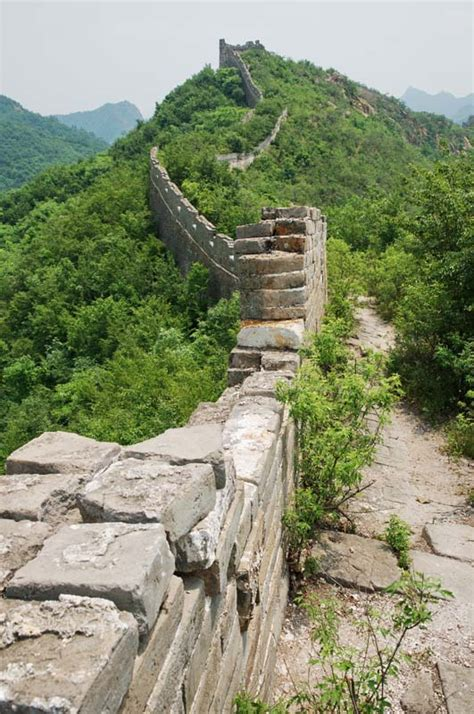 great wall sections xiaomaoshan great wall pictures