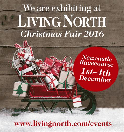 living north christmas fair newcastle racecourse feisc
