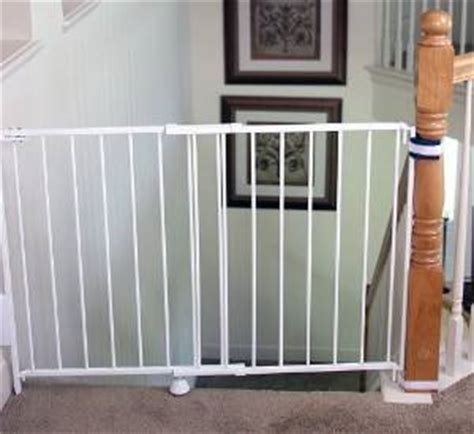 best baby gate for top of stairs with banister best baby gates for top of stairs