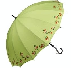 Botkiers Katy East West Satchels by Uv Kyoto Poppies Umbrella 9 Adorable Umbrellas For April