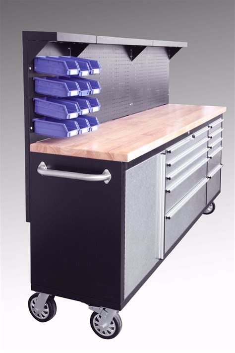 cheap work bench 10 drawers 1 door cheap rolling garage workbench workshop