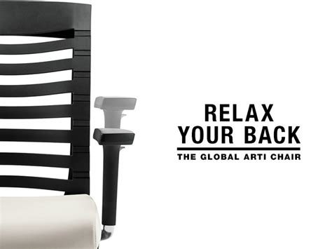 Relax Your Back Chair The Global Arti Chair Relax Your Back