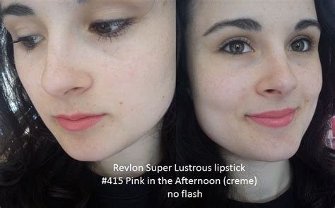 Lipstik Revlon Pink In The Afternoon revlon lustrous creme pink in the afternoon