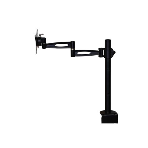 inland 05322 dual lcd desk mount inland dual monitor desk mount arm for 13 in 27 in