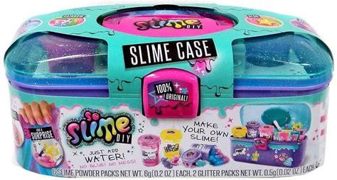 Slimy Set by Slime Shaker Make Your Own Slime Storage Set Ebay