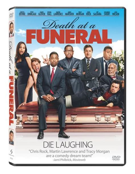 Dvd At A Funeral At A Funeral Dvd Review Smartcine