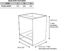 base oven cabinets