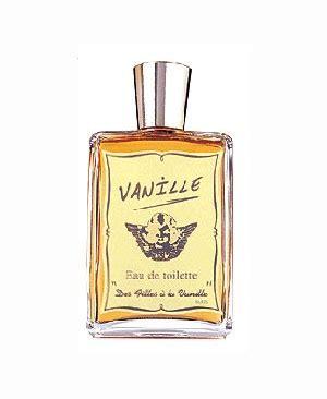 Parfum Vanilla vanille des filles a la vanille perfume a fragrance for