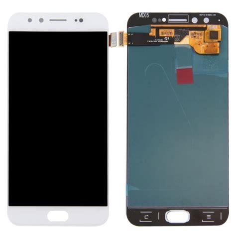 Lcd Ts Vivo V3 White sunsky ipartsbuy vivo x9 lcd screen touch screen digitizer assembly white
