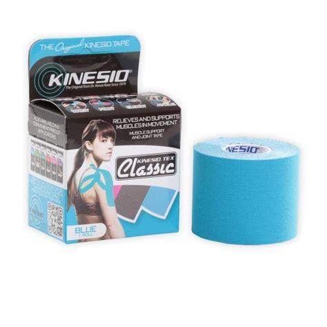 Kinesio Tap 5 Warna kinesio tex classic 400x5 blauw kinesiotapestore nl