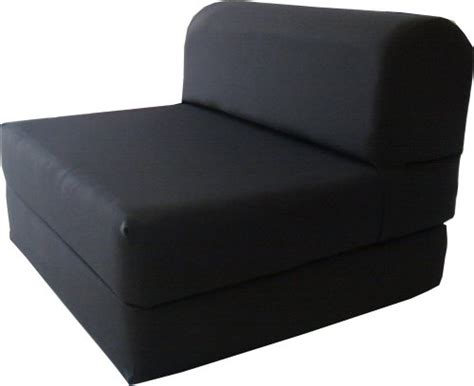foldable chair bed black sleeper chair folding foam bed sized 6 thick x 32 wide x 70 long