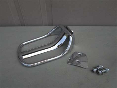 Harley Davidson Softail Luggage Rack by Harley Davidson Softail Deuce Duece Fxstd Chrome Luggage