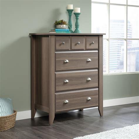 sauder 4 drawer chest instructions sauder shoal creek 4 drawer chest