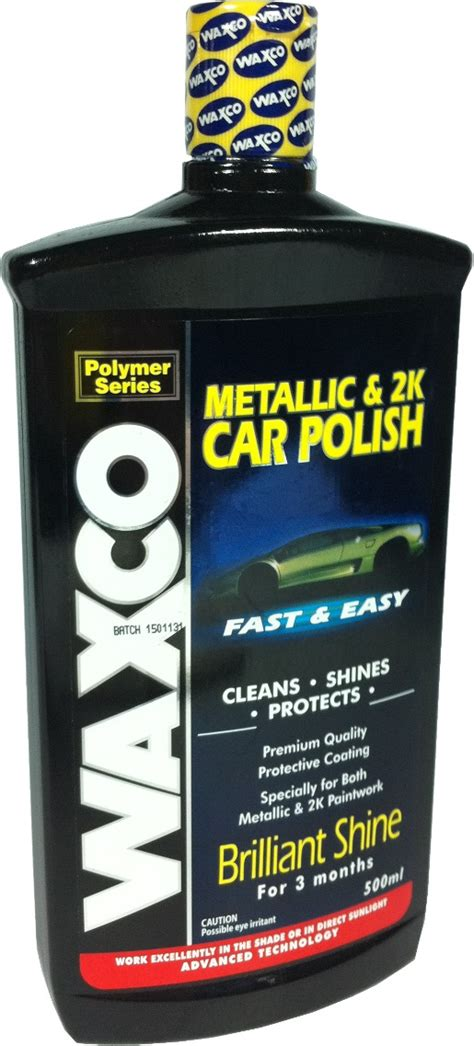 Waxco Car Accessories waxco car metalic 2k car care products