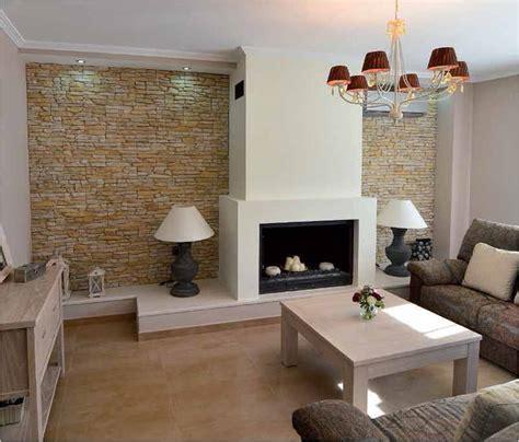 steinriemchen wohnzimmer wohnzimmer naturstein verblender wandverkleidung