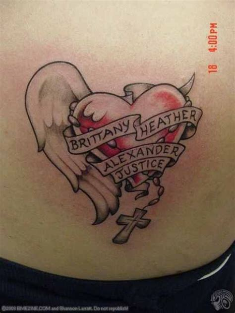 tattoo design heart with name 115 best name tattoos images on pinterest needle tatting