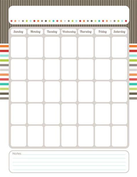 blank calendar template pinterest 17 best ideas about blank calendar on pinterest monthly