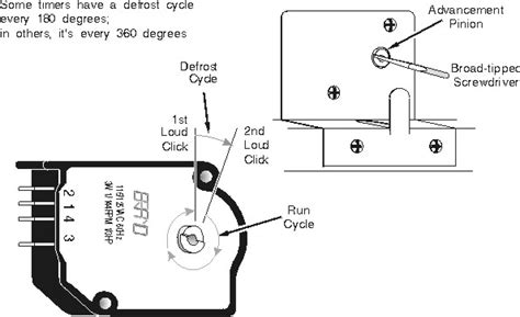 typical defrost timer wiring diagram wiring diagram with