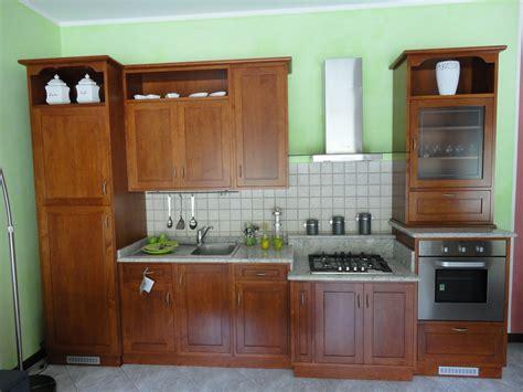 cucina ciliegio outlet cucina in ciliegio massello garnero design