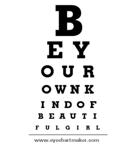 printable eye chart with instructions blue 11 interiors diy hunger games eye chart art