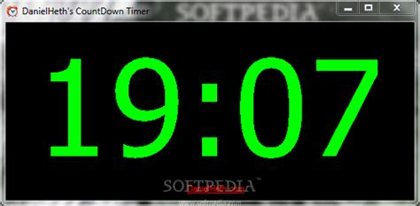 Desk Top Timer by Danielheth S Countdown Timer