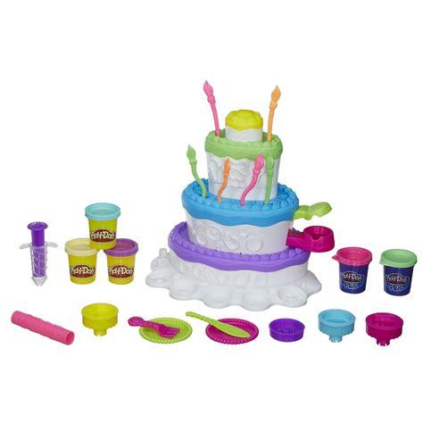 play doh sweet shoppe cake mountain playset     coupon queen