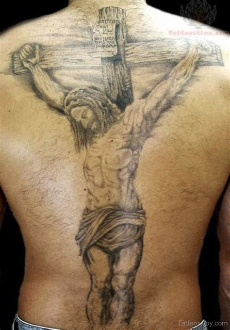 tattoos of crosses with jesus jesus tattoos designs pictures page 9