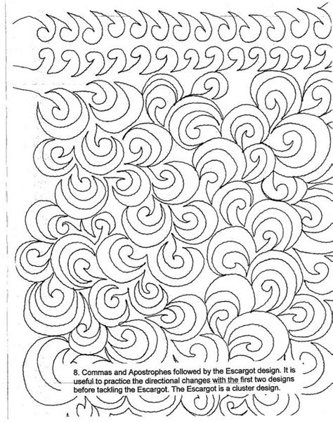 free machine quilting templates 17 best images about machine quilting designs on