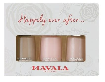 Glamour Giveaways - win free mavala beauty prizes