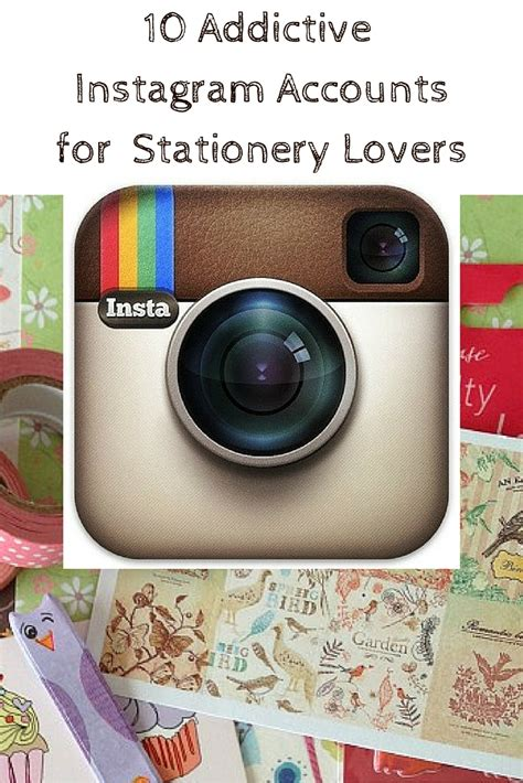 instagram accounts for design lovers to follow the wild 10 addictive instagram accounts for stationery lovers