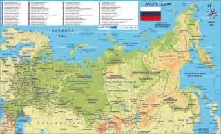 big map russian maps russia map information us visa to russia