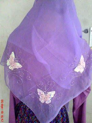 Butterfly Kerudug Eka Clothes