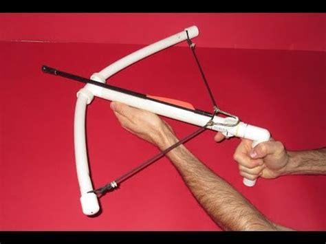 Busur Crossbow cara membuat busur dan anak panah mainan nuwannet and mp3