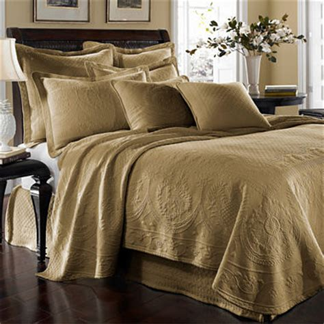 Historic Charleston Collection King Charles by Historic Charleston Collection King Charles Matelasse Coverlet