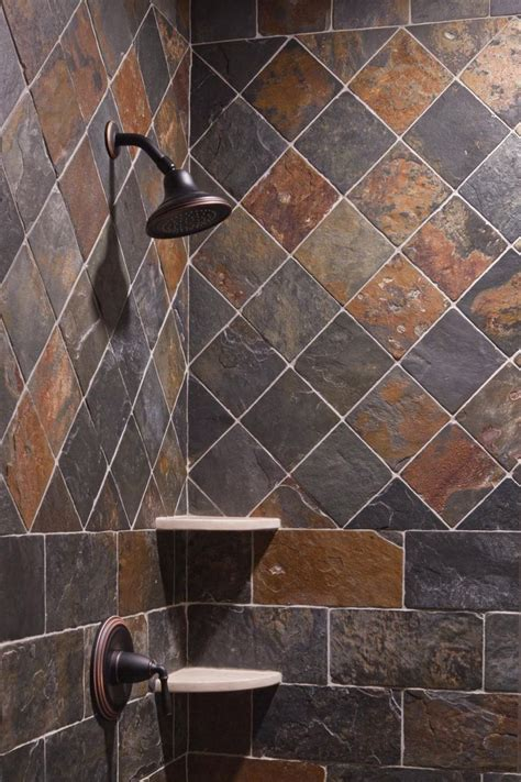 slate bathroom tiles slate shower www cargillconstruction com bathrooms