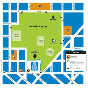 Seattle Center Map by Plan Your Visit To Pacific Science Center Discover What