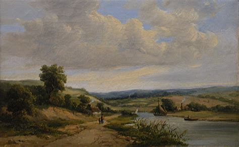 Landscape Artists Constable File Muma Constable Landscape Jpg