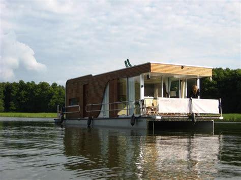 Hausboot Deutschland Wohnen by Hausboot Ferien Auf Dem Wasser Berliner Umland