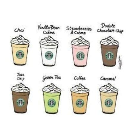 Types Of Chai Tea Latte At Starbucks by 95 Best Images About Starbucks On Berry
