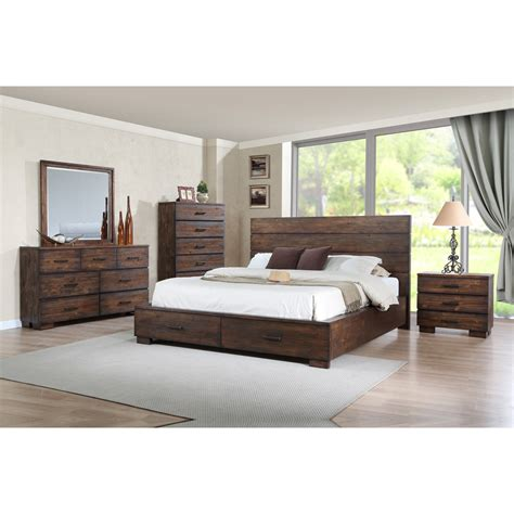 crown mark bedroom crown mark cranston queen bedroom group dunk bright