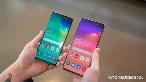 Buy A Samsung Galaxy S10 by Best Places To Buy The Galaxy S10 On Day One Android Central