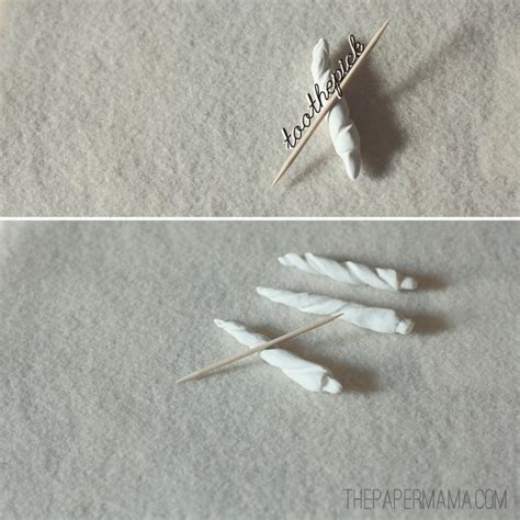 How To Make A Unicorn Horn Out Of Paper - day 1 magical unicorn narwhal necklace the paper