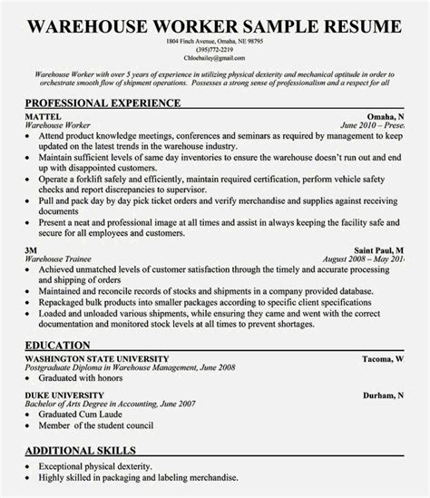 Resume Personal Information Sample by Entry Level Irrigation General Laborer Resume Sample