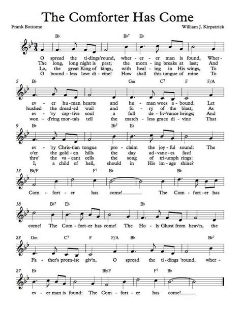 my comforter my all in all lyrics 671 best images about free sheet music on pinterest