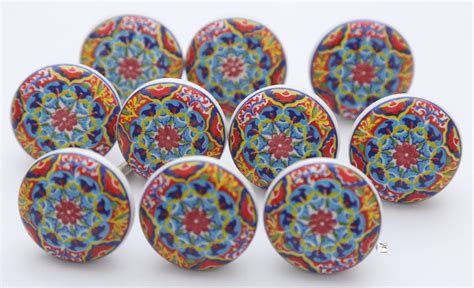 colorful kitchen cabinet knobs colorful ceramic knobs beautiful ceramic door knobs