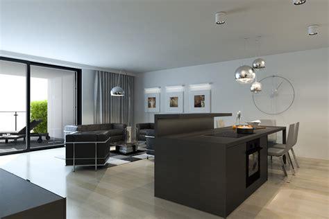 wohnungen - Eine Wohnung