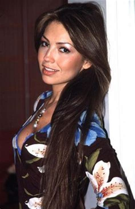 mexican long hair 1000 images about thalia a great woman on pinterest