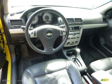 2007 Chevy Cobalt Interior by Interior 2007 Chevrolet Cobalt Lt Coupe Photo